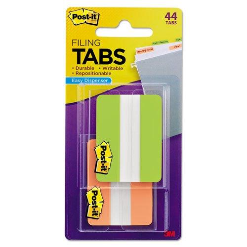 Datei Taben, 2x 11/2, Solid, grün/orange, 44/Pack