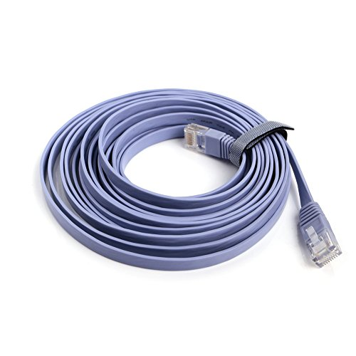 waterwood-5m-cat6-flat-ethernet-patch-cable-rj45-computer-networking-cord-blue