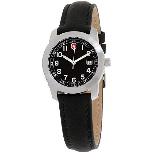 Victorinox Field Reloj de Mujer Cuarzo 30mm analógico Correa de Cuero 26011.CB