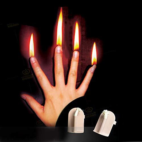 Enjoyer Finger Fire Magic Tricks...
