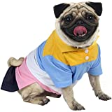 Douge Couture Multi Color Polo Dog T-Shirt