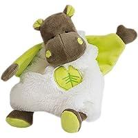 Baby nat' Doudou Bazile l'Hippo Vert
