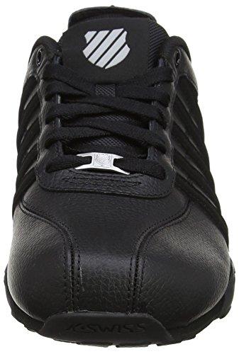 K-Swiss Herren Arvee 1.5 Sneaker Schwarz (Black/Storm)