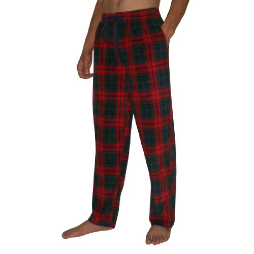 Varsity-Mens-Fall-Winter-Polar-Fleece-Pajama-Pants