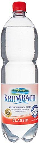 Krumbach DPG Classic Mineralwasser, 6er Pack (6 x 1.25 l)