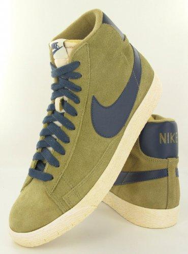 Nike Dunk Low Premium Sb Skate Shoe Beige/Navy