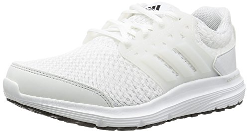 adidas Galaxy 3, Chaussures de Running Entrainement Femme Blanc (Ftwr White/Crystal White/Core Black)