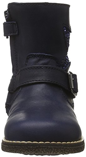 CliC STIEFEL, Bottes courtes avec doublure chaude fille Multicolore - Mehrfarbig (Celtic Azul/Gl.Gr Azul)