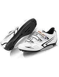XLC Scarpa Road CB-R04 rosso/nero Taglia 38 (Scarpe Strada) / Road shoes CB-R04 red/black size 38 (Road shoes)