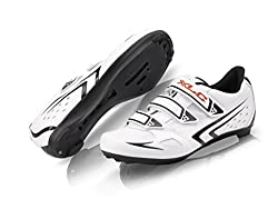 XLC Erwachsene Road-Shoes Cb-r04, Weiß, 43