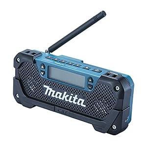 MAKITA 0088381825115 Radio de trabajo 10.8V cxt, Azul, 0