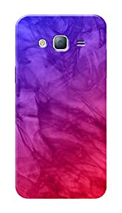 HACHI Premium Printed Cool Case Mobile Cover for Samsung Galaxy J3