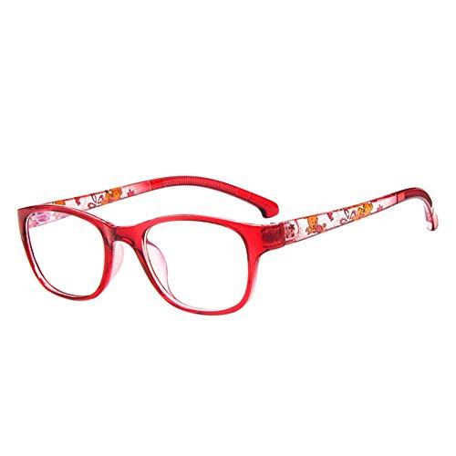 Dintang Kinder Optische Myopie Brillenfassungen Mädchen Jungen Vollrand Klassische Kind Brillengestell Brillen Klare Linse