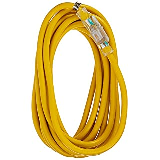 ATE Pro. USA 70048 Extension Cord, 25', 10 Gauge, 3-Prong by ATE Pro. USA