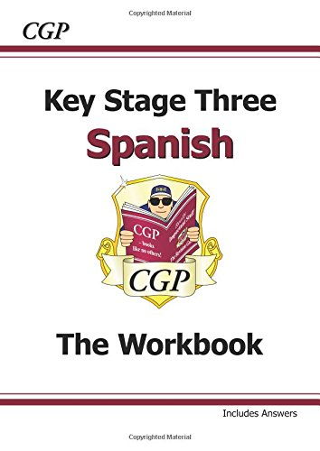Ks3 Spanish Workbook with Answers por CGP Books
