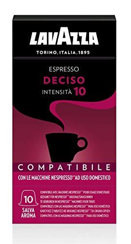 Lavazza, Cápsulas de café Deciso nº10 - 100 unidades