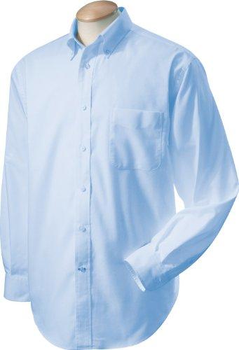 Chestnut Hill Men'Oxford s Plus Blau - Hellblau