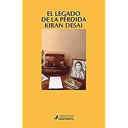 El legado de la pérdida (Narrativa) Premio Booker 2006