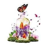 Mariposa Gin – Gin Inspired by Nature - Fruchtiger Gin mit Wacholder &...