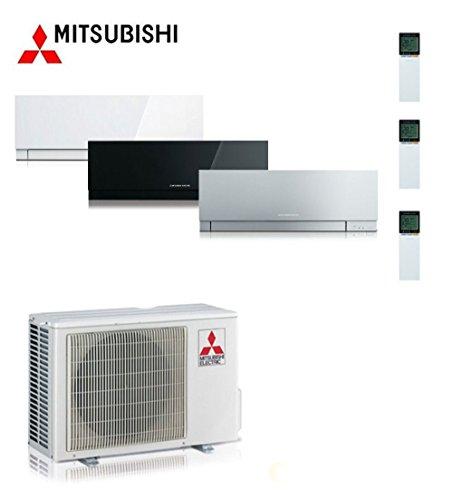CLIMATIZZATORE MITSUBISHI TRIAL INVERTER KIRIGAMINE ZEN 12+9+9+MXZ-3D54VA (BIANCO)