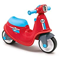 Smoby Ride-On Scooter  Red