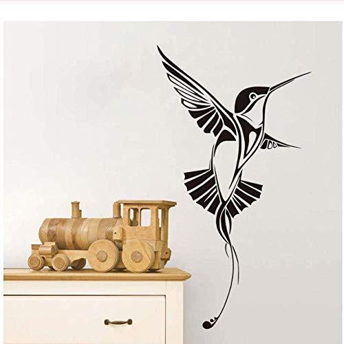 Kolibri Diy Wandaufkleber Für Kinderzimmer Colibri Vogel