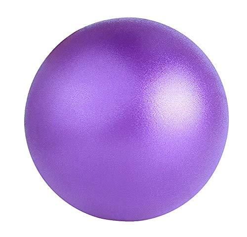 Haimoo Yoga-Ball, Kleiner Ball Verdicken Explosionsgeschützter Mini-Gymnastikball Anfänger Sportbälle sicher und langlebig Rubbermaid Mini