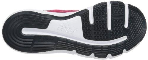 adidas Essential Star II F32831 Damen Hallenschuhe Pink (vivid berry s14/metallic silver/samba blu)
