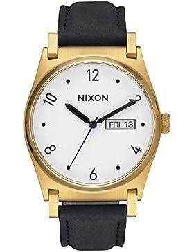 Nixon Damen-Armbanduhr Jane Analog Quarz Leder A955 - 513-00