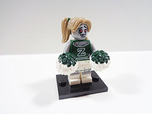 Lego Series 14 Minifigures 71010 (Lego Series 14 Zombie Cheerleader)