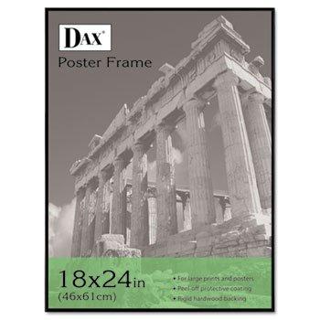 Burnes - Poster Frames, Hangs Vertically/Horizontally, 18