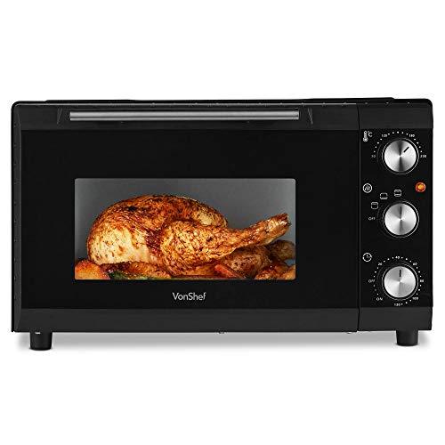 VonShef 20L Mini Oven Cooker and...