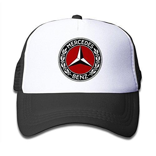 YYRBY Mercedes Racing Formula One Team Adjustable Snapback Hip-hop Baseball Hat for Kids Boy Girl Baby