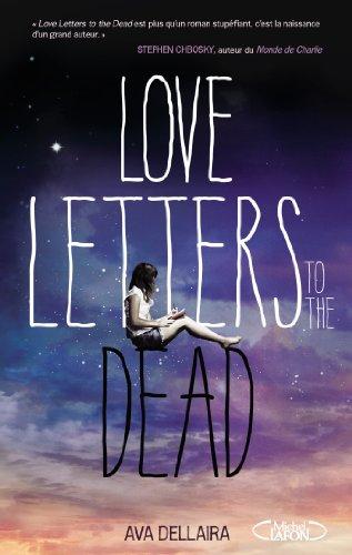 Buchseite und Rezensionen zu 'Love letters to the dead' von Ava Dellaira