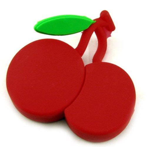 818-shop no16900080008 Hi-Speed 2.0 USB PenDrive 8GB ciliegia tutti frutti rosso