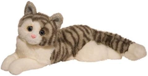 Douglas Toys Smokey Gray Cat Cat Cat by Douglas Cuddle Toys 42a433