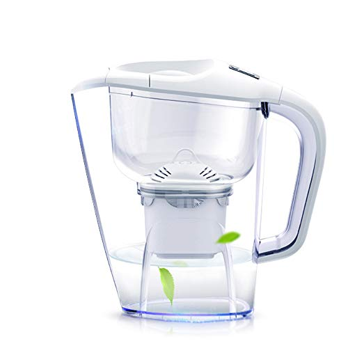 Ionizador De Jarra De Agua Alcalina Con Filtros De Larga Duración - Purificador De Filtro De Agua ...