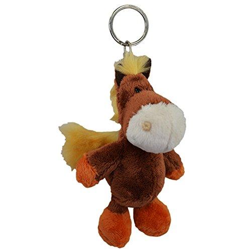 Nici 28073 - Pferd Bean Bag Schlüssel-Anhänger 10 cm