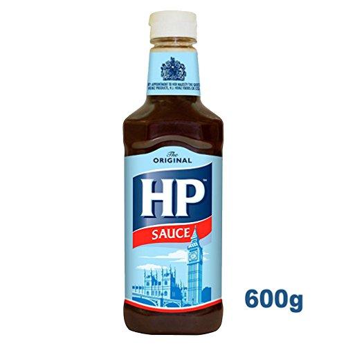 HP The Original Sauce 600g - Die einzig Echte!