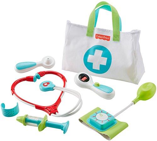 Fisher-Price - Maletín pequeño doctor (Mattel DVH14)