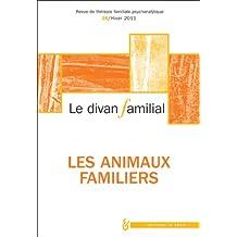 Le divan familial N26. Les animaux familiers