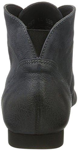 Think! Damen Guad_181297 Desert Boots Grau (Antrazit 14)