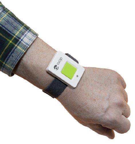 Doro Secure 350 Schnurgebundenes Großtastentelefon mit Notruf-Alarmgeber weiß - 8