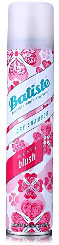 Batiste - Dry Shampoo Blush - Floral & flirty fragrance - No rinse - 200 ml