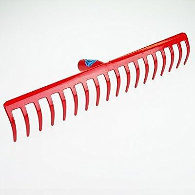 Polar 2226 Stahl-Rechen 42 cm breit 18 Zinken Harke