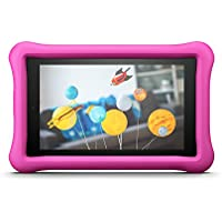 "Amazon Fire for Kids Kid-Proof Case for Fire 7 (7"" Tablet, 7th Generation - 2017 release), Pink"