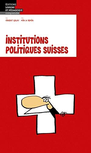 Institutions Politiques Suisses