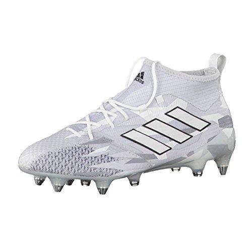 new arrival 5d5a7 f0ce1 Scarpe Da Calcio Adidas Da Uomo Ace 17.1 Primeknit Sg Grigio