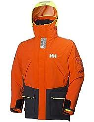 Helly Hansen Skagen 2 - Chaqueta para hombre, color naranja, talla S
