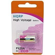 HQRP Batería de 6V para collar de limoncillo pulverizador antiladridos PetSafe KIT11122 / Scentless KIT11123